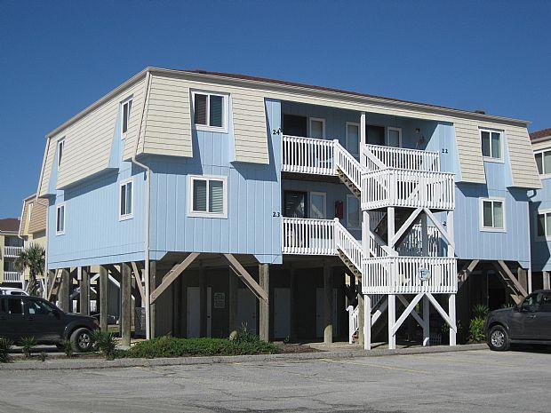 Sand Dwellers I - F23 - Sand Dwellers 23F - Lamb - Ocean Isle Beach - rentals