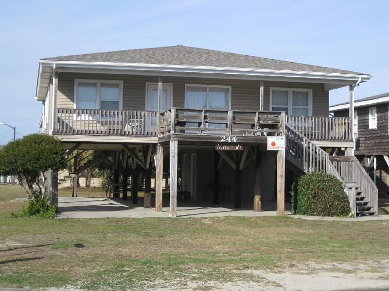 244 West First Street - West First Street 244 - Livita-Cliff -Burchette - Ocean Isle Beach - rentals