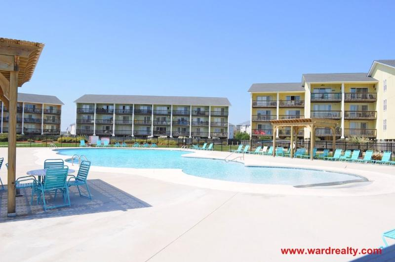 Surf Condos Community Pool - Shell Castle - Surf City - rentals