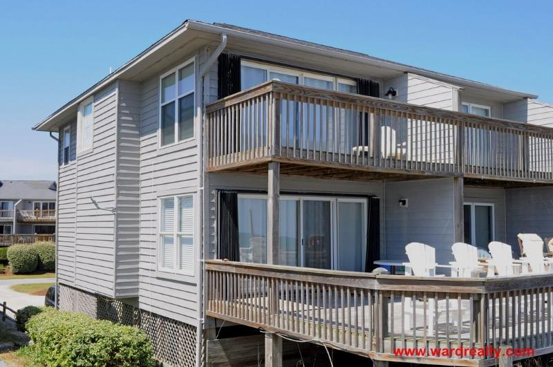 Fish Tales Oceanfront Exterior - Fish Tales - Surf City - rentals