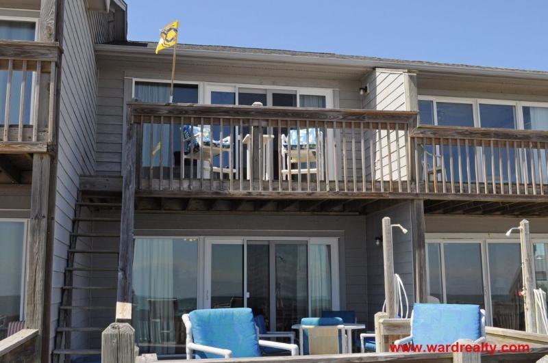 Oceanfront Exterior - Beach Daze - Surf City - rentals
