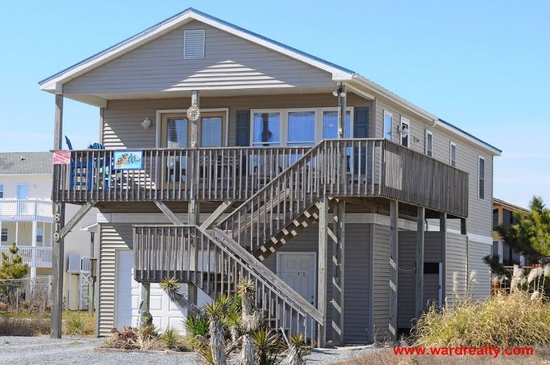 Exterior - 2nd Wind - Surf City - rentals