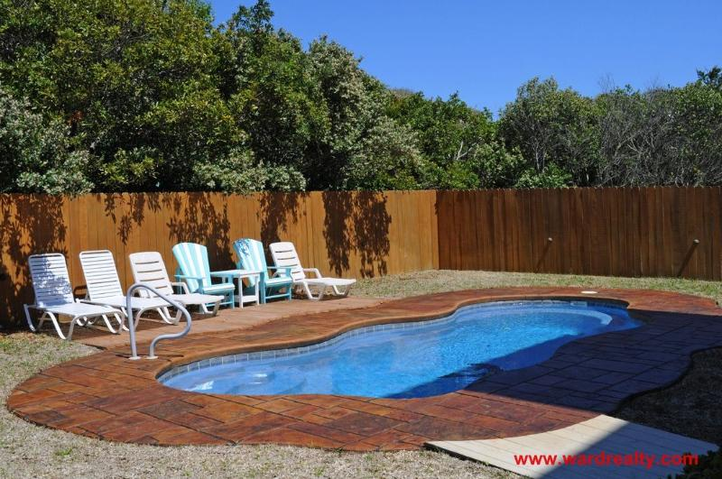 Private Swimming Pool - Tranquilaire - Surf City - rentals