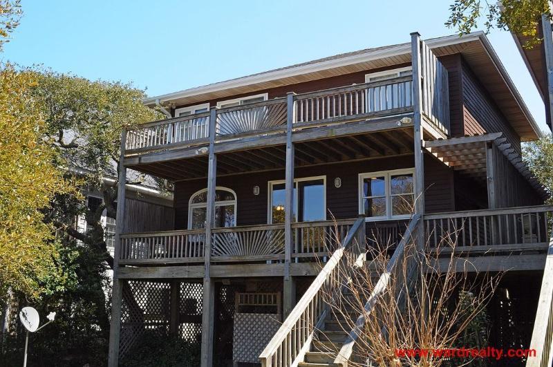 Sound Retreat Soundfront Exterior - Sound Retreat - Surf City - rentals