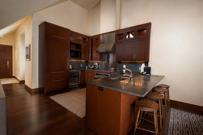Gourmet Kitchen - A cozy and luxurious vacation condo in the epicenter of the incredible Vail Village experience. - Vail - rentals