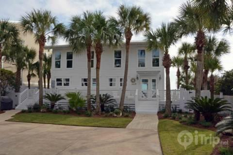 Kokomo - Front of Home - All New KOKOMO, New Remodel Throughout. The Ultimate Beach Home! Now With Free Beach Service - Seagrove Beach - rentals