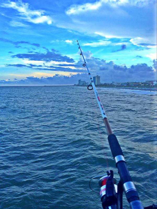 Fishing on the pier - Direct Oceanfront* End Unit * Amazing Views ! - Myrtle Beach - rentals