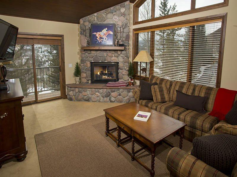 Living Room - Vail-Point-30 - Vail - rentals