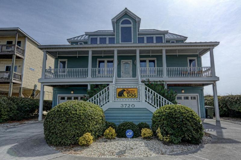 3720 Island Dr - Island Drive 3720 -4BR_SFH_OF_12 - North Topsail Beach - rentals