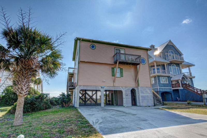 1048 New River Inlet Road - New River Inlet Rd 1048 Oceanfront! | Pet Friendly - North Topsail Beach - rentals