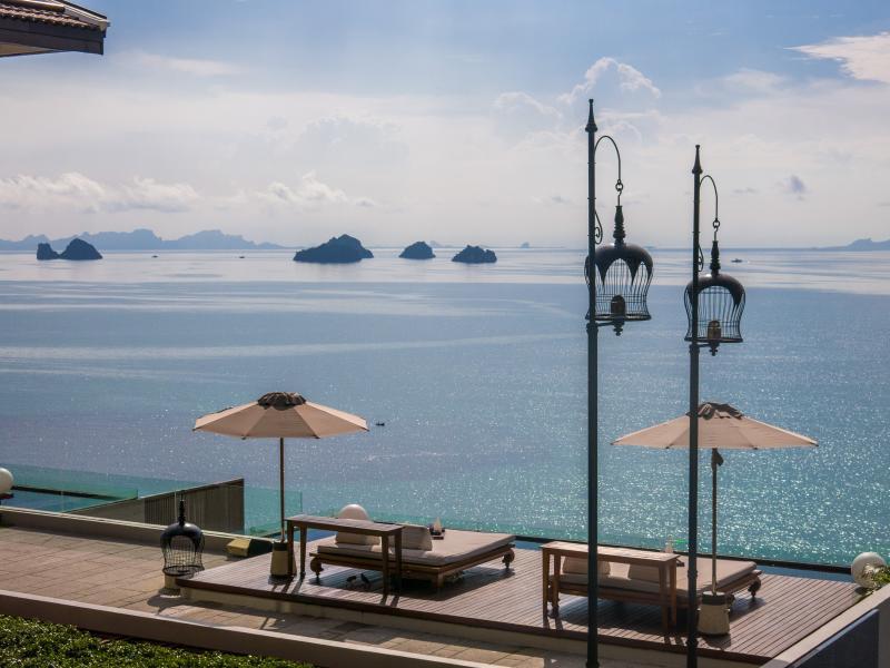 Villa at the Intercontinental Resort Samui ***** - Image 1 - Koh Samui - rentals