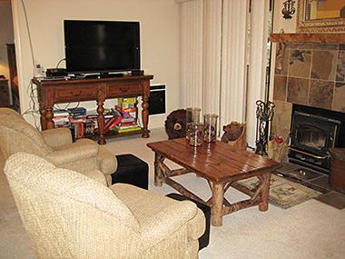 Living Room - Hidden Valley - HV036 - Mammoth Lakes - rentals