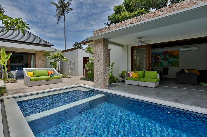 Gorgeous pool area - BEACHFRONT|| KEJORA VILLA 6 | FAMILY VILLA SANUR - Sanur - rentals