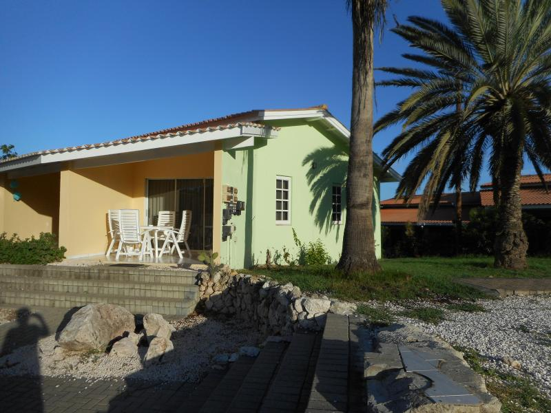 Outside studio - ANKATEAM Studio on swimming pool  S14 - Curacao - rentals