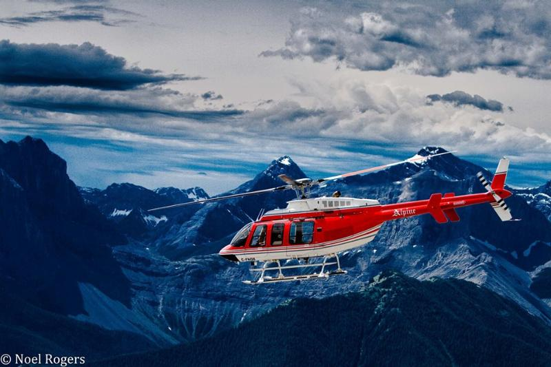 Heli Tours! - Summer Special - 10% off Helicopter Tours ! - Canmore - rentals