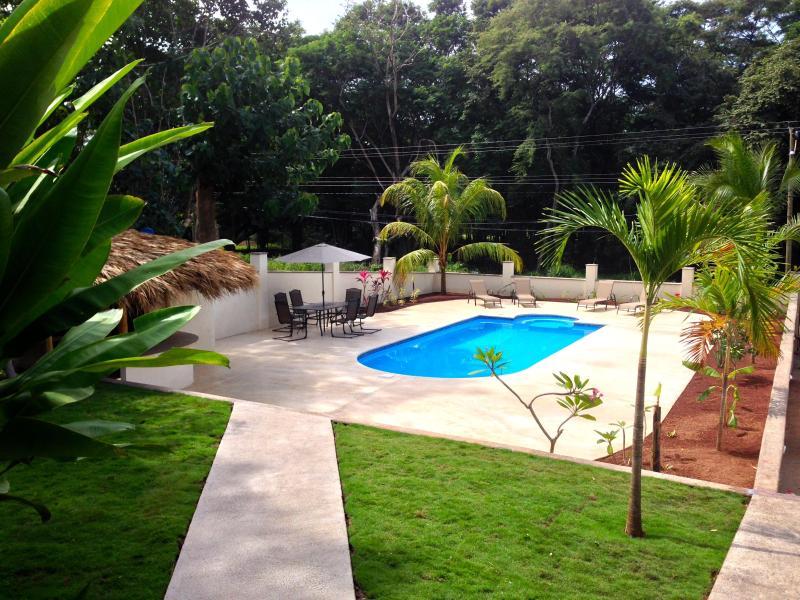 New pool and pool area - Brand new pool and pool area! Best Deal in town! - Playa Grande - rentals
