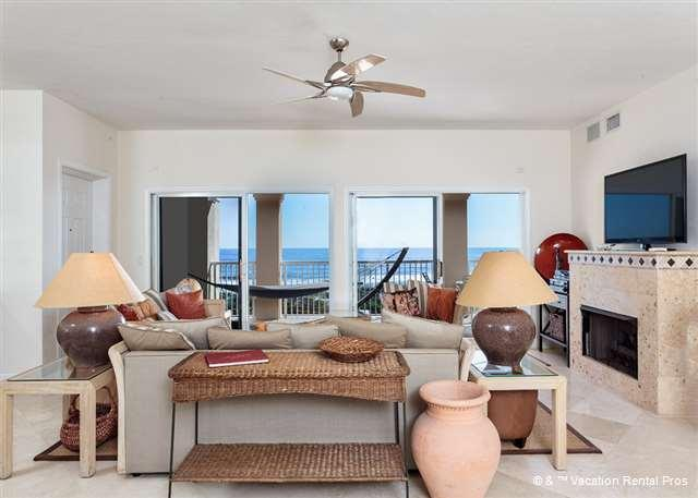 Welcome to Bella Mar 202, newly furnished with every luxury! - Bella Mar 202, Luxury 4 Bedrooms, HDTV, Elevator, Beach Front - Saint Augustine - rentals