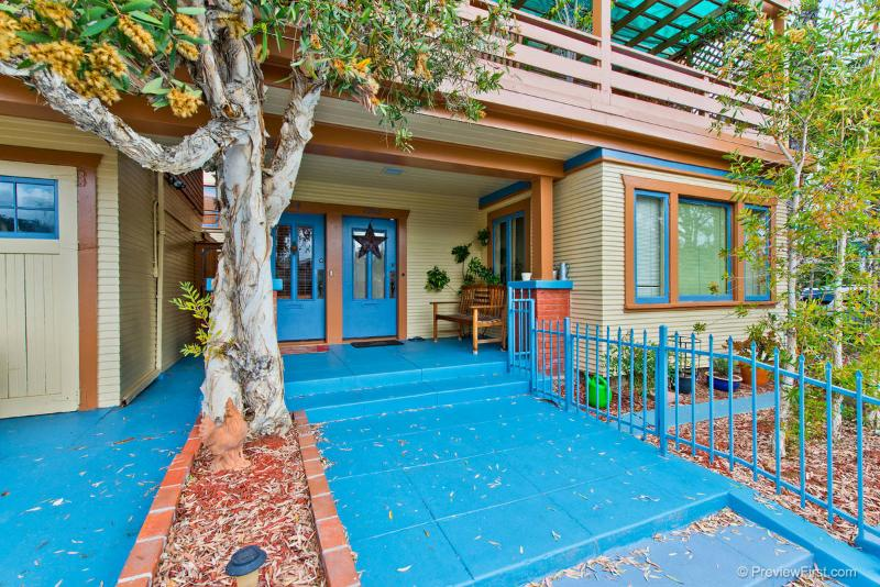 Mission Hills Historic Craftsman In San Diego Area - Image 1 - Pacific Beach - rentals