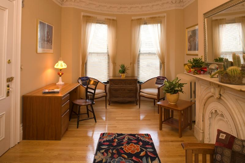 Living Room Desk Area - August DEAL  Boston Vacation Rental (M373) - Cambridge - rentals