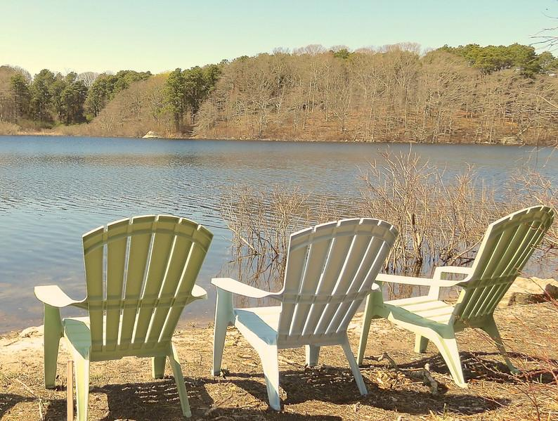 087-B - 087-B Elevated lake views with upscale privacy. - Brewster - rentals