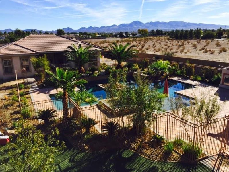 777RENTALS - South Strip Paradise - 7BR Compound - Image 1 - Las Vegas - rentals