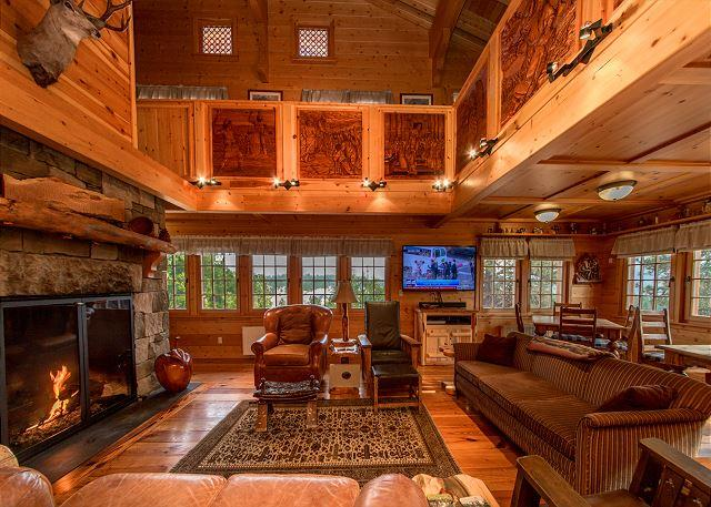 The Chalet - The Swiss Chalet and The Barn!  Slps 17 WFi Half Court Gym! - Cle Elum - rentals