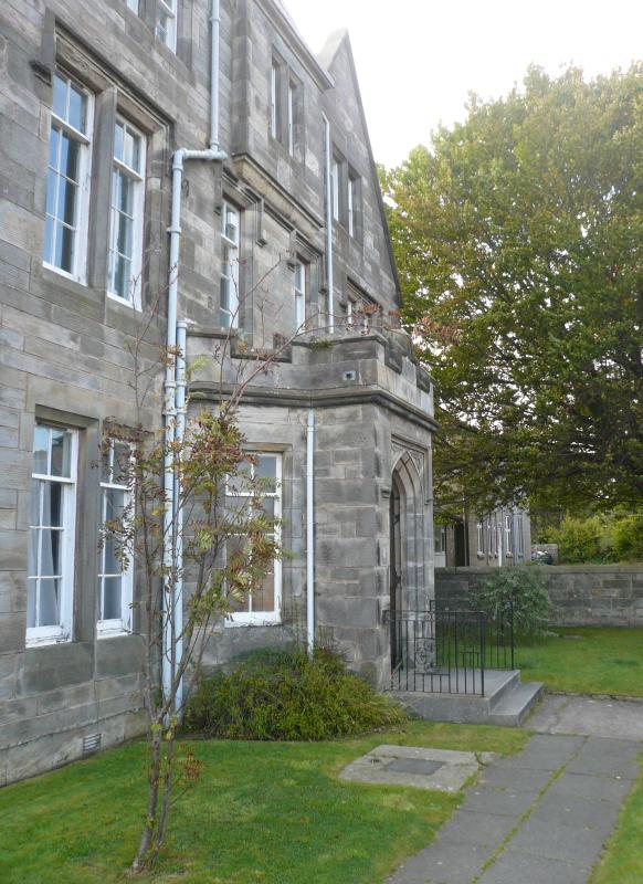 Exterior of the property - 3 Abbey Villa, St.Andrews - Saint Andrews - rentals