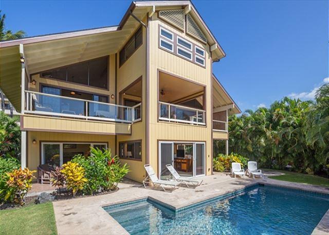 Spacious Serenity- 2 master suites, loft with twin beds, views of Keauhou Bay-PHLuakah - Image 1 - Kailua-Kona - rentals