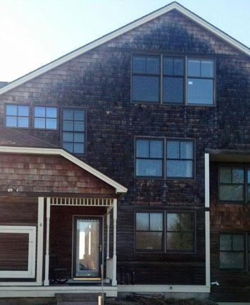 Front - Lakehouse Condo 2b - Rangeley - rentals
