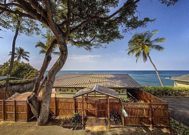 """The Cottage, """"Mahina Meli Makai"""" (oceanside Honeymoon) - Image 1 - Kailua-Kona - rentals"""