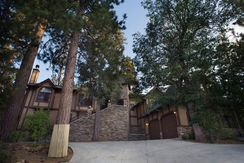 Four Happy Bears Estate #1277 - Image 1 - Big Bear Lake - rentals