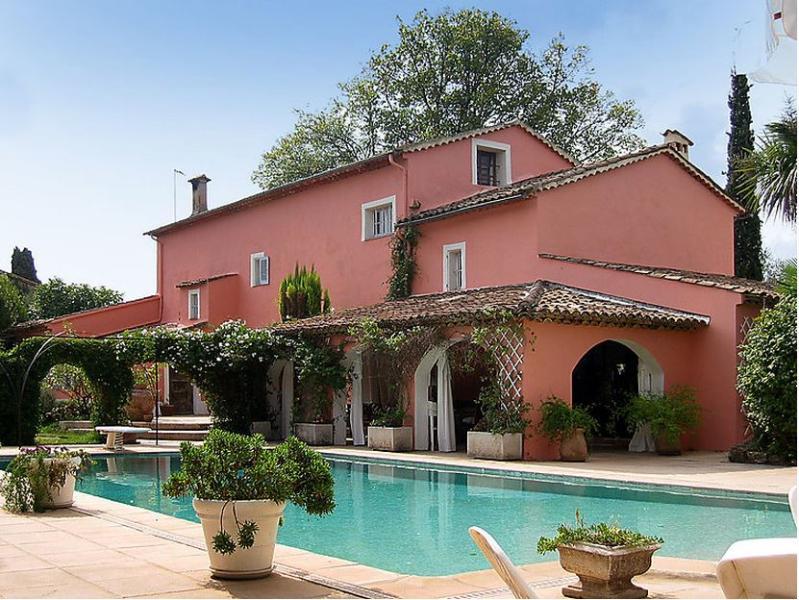 Cote d'Azur House for Family and Friends - La Maison Rose - Image 1 - Chateauneuf de Grasse - rentals