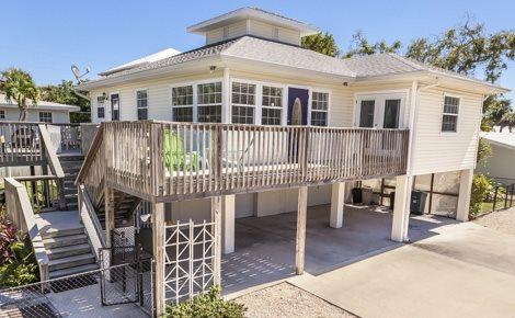 Sunny Side Up, our fabulous Pool home near Times Square -  Sunny Side Up - Image 1 - Fort Myers Beach - rentals
