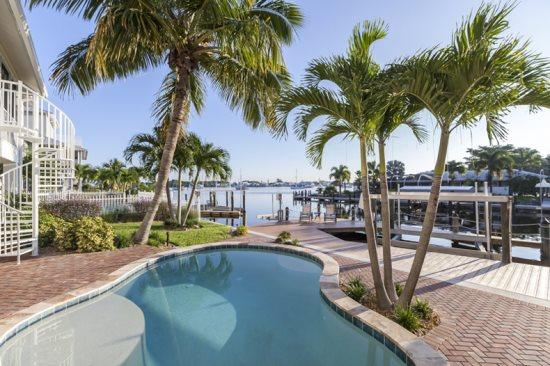 The Harborside at Palermo with sweeping water views and luxury living on 2 levels -  Harborside at Palermo - Image 1 - Fort Myers Beach - rentals