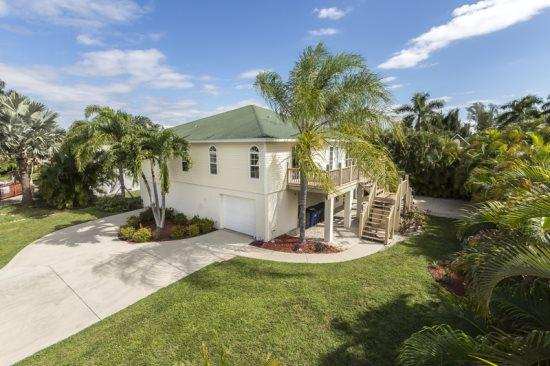 Hidden Treasure view  - Hidden Treasure is your North End Vacation Dream Home -  Hidden Treasure - Fort Myers Beach - rentals