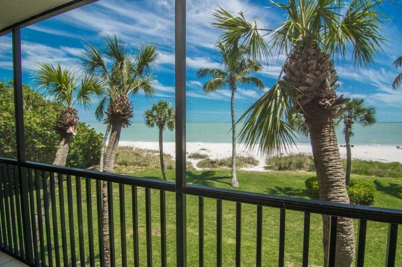 Deluxe, Direct Oceanfront Sanibel Island Condo - Image 1 - Sanibel Island - rentals