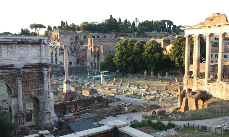 Fori imperiali, at 0,3 miles from our property - At 0,3 miles from Colosseum - Rome - rentals