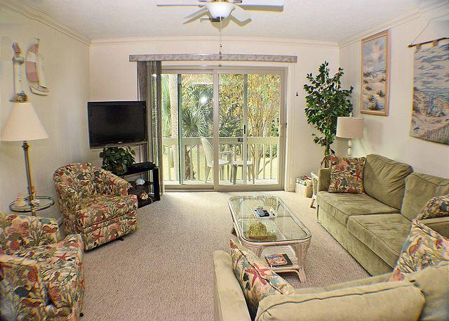 Surf Court 66 - Charming Townhouse - 1 block to the Beach - Image 1 - Hilton Head - rentals
