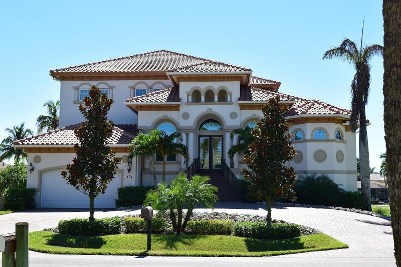 Front - Villa Celona - Naples - rentals