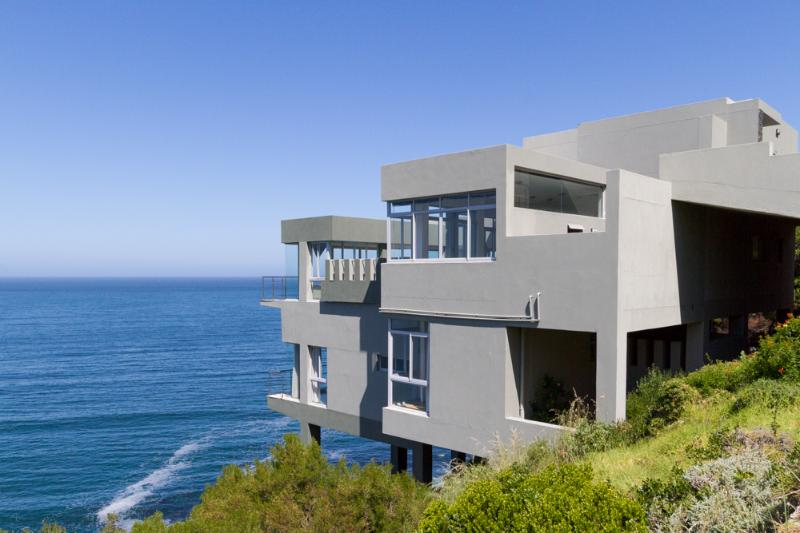 The Villa - Oceans Echo -5 bedroom villa -superb sea views - Fish Hoek - rentals