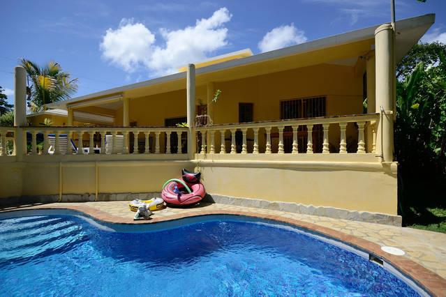 Tiled Private Pool and Outdoor Shower - Bird Watching Vacation and So Much More! - Sosua - rentals