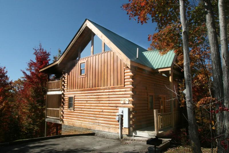 AUTUMN LEAVES - Image 1 - Sevierville - rentals