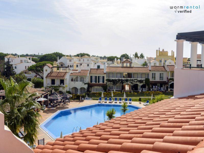 Pool  - Merengue Gold Apartment - Portugal - rentals