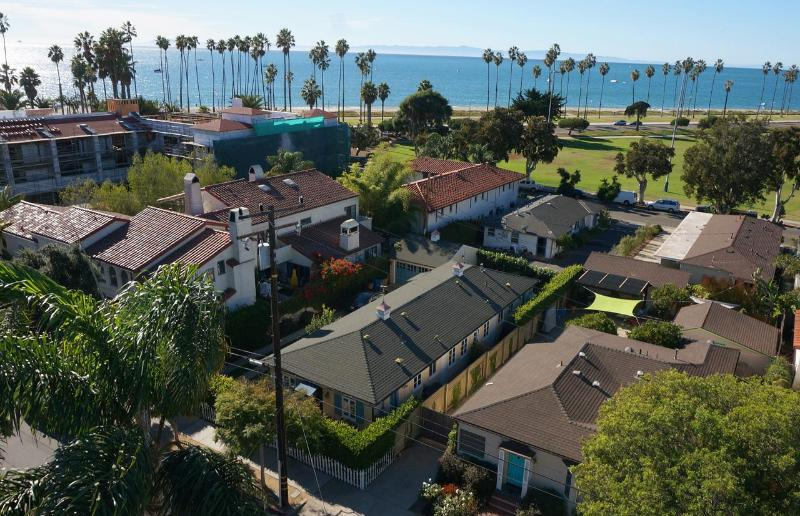 East Beach Cottages - Steps From The Beach: Two Bedroom Santa Barbara - Santa Barbara - rentals