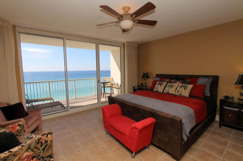 Gorgeous Gulf View from your Living Area - Majestic Beach Resort T1 Unit 1008 - Panama City Beach - rentals