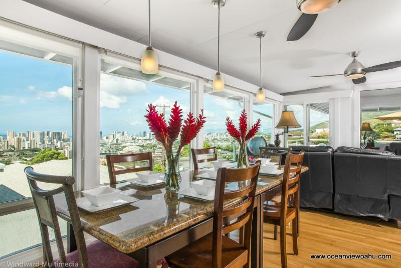 OVW -OVERLOOK VIEWS CITY,OCEAN, DIAMONDHEAD.  BBB - Image 1 - Honolulu - rentals