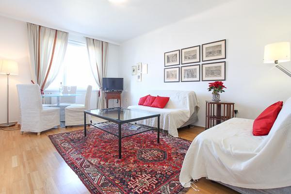 Living Room - Ferdinandstr 10 min,/ the Stephanspl. innere stadt - Vienna - rentals