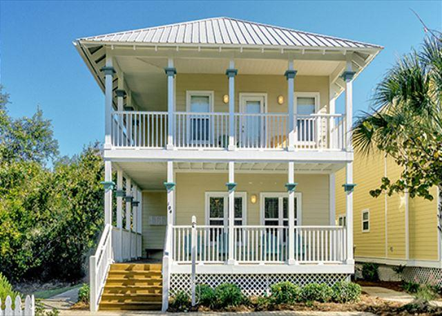 BEACH HOME FOR 10! CLOSE TO BEACH! OPEN 5/30-6/6 TAKE 25% OFF NOW - Image 1 - Santa Rosa Beach - rentals