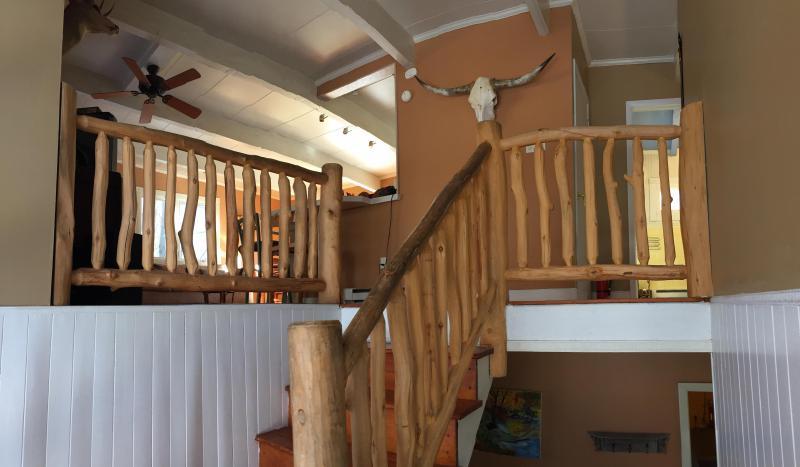 all photos were taken november 2014 - Rustic Tree Top Hideaway    pics  taken Nov 2014 - Lake Harmony - rentals