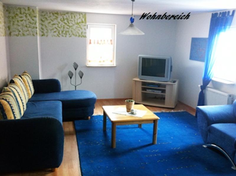 Living Room (1) - Vacation Apartment in Dietenhofen - 861 sqft, quiet, bright, modern (# 4282) - Dietenhofen - rentals